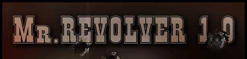 Konkeptoine Mr. Revolver Logo